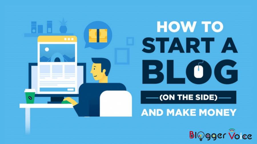 How-To-Start-A-Blog-For-Beginner-To -Earn-Money