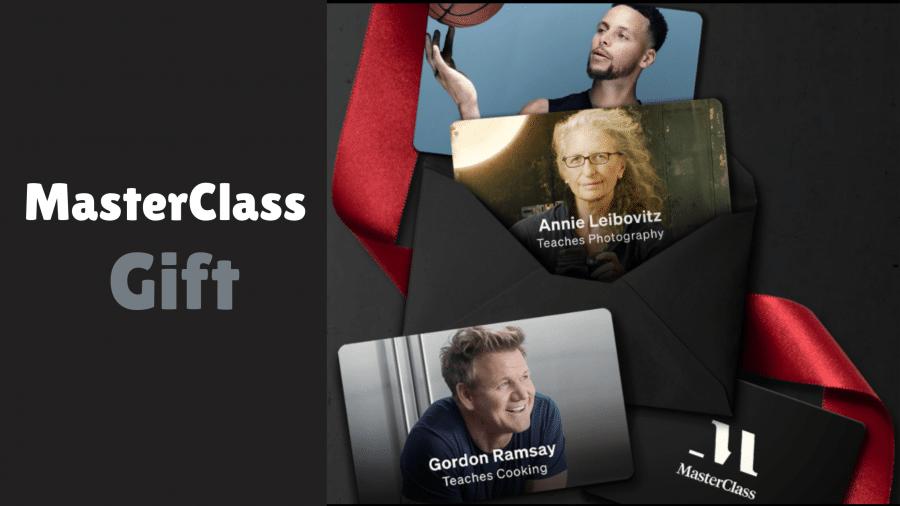 Masterclass Gift Card