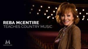 Reba McEntire Masterclass