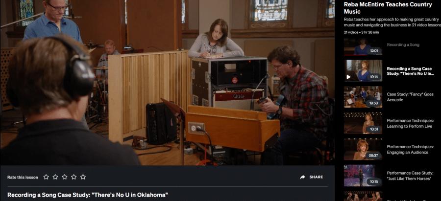 Recording A Song Case Study