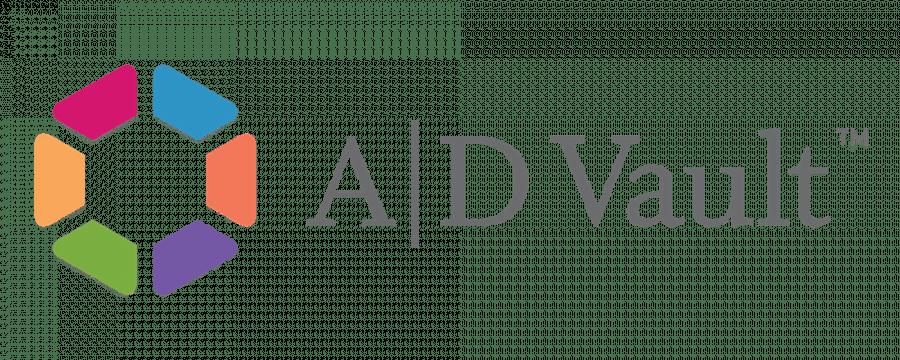 Advault logo