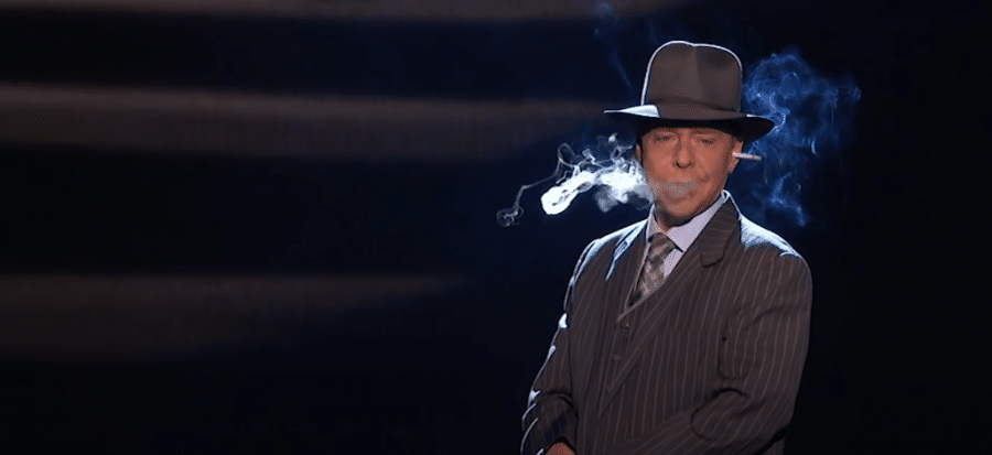 Penn Teller Smoking Sleight of Hand Trick