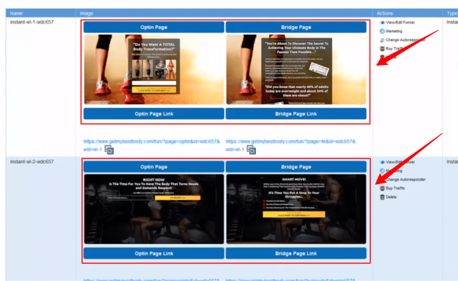12 min affiliate landing page creation