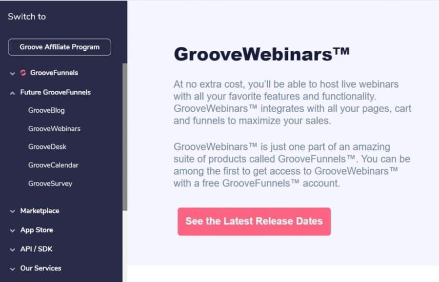 Groove-Webinars-Review