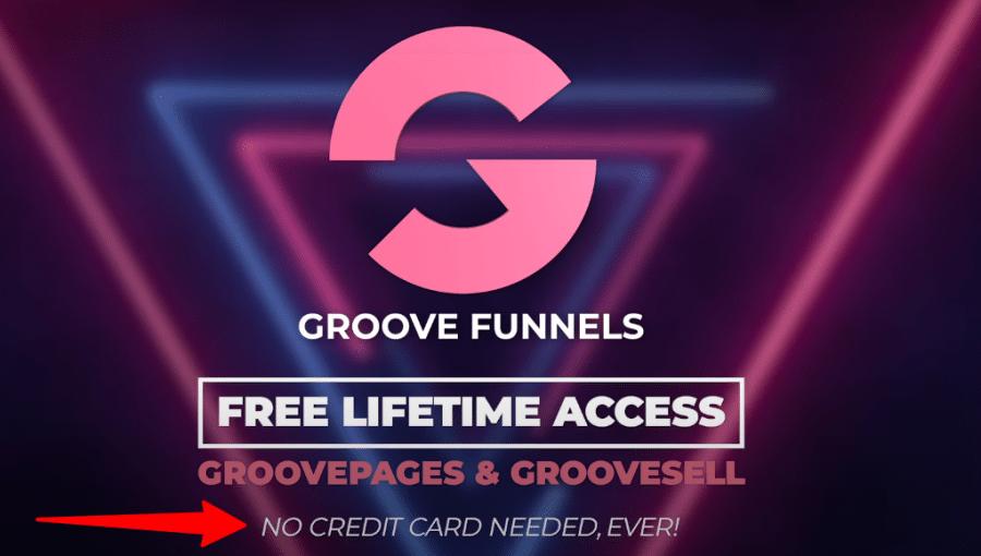 GrooveFunnels-Lifetime Deal
