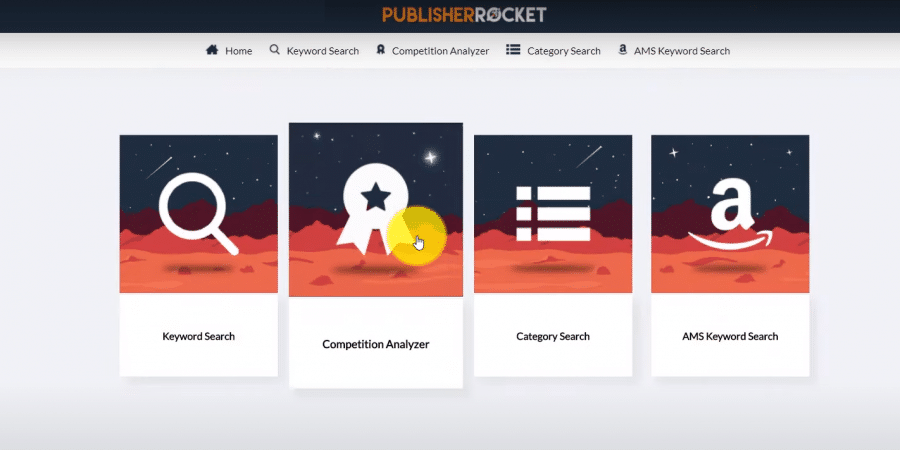 publisher rocket review features