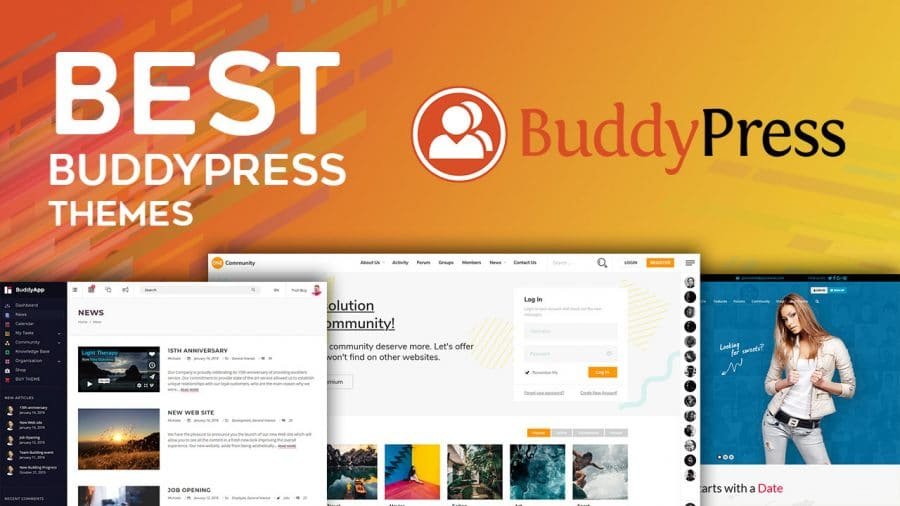 best-buddypress-themes