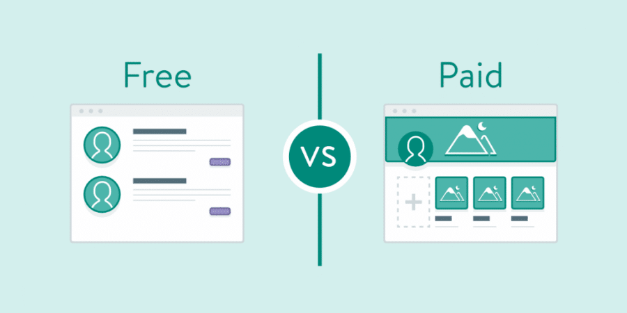 wordpress-free-vs-paid-themes